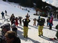 Vydařený karnevalový víkend a pozvánka na velikonoční lyžování